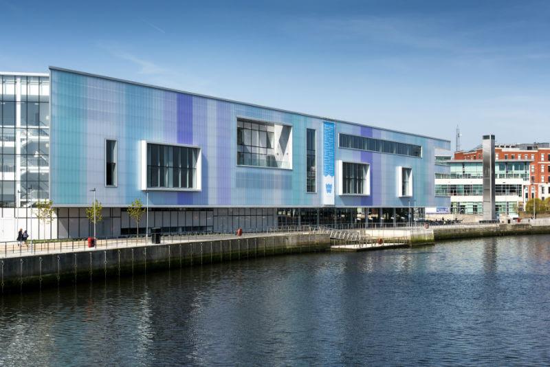 Belfast Waterfront 1